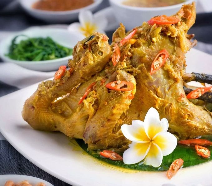 Chicken Menu by RG Bali Catering Services - 001
