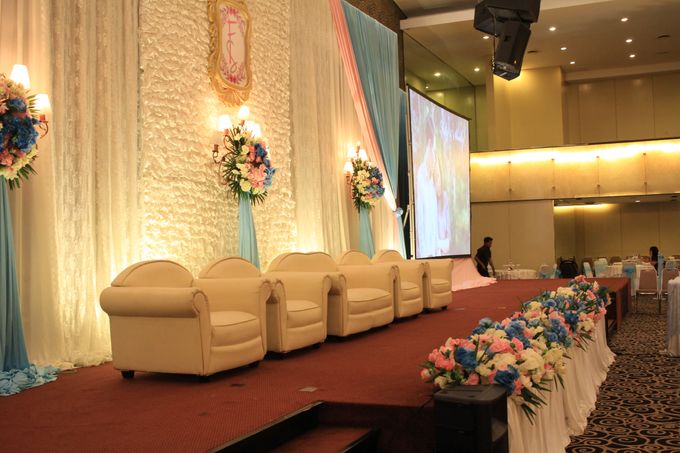 MC Wedding Prisma Ballroom Jakarta - Anthony Stevven by KEYS Entertainment - 001