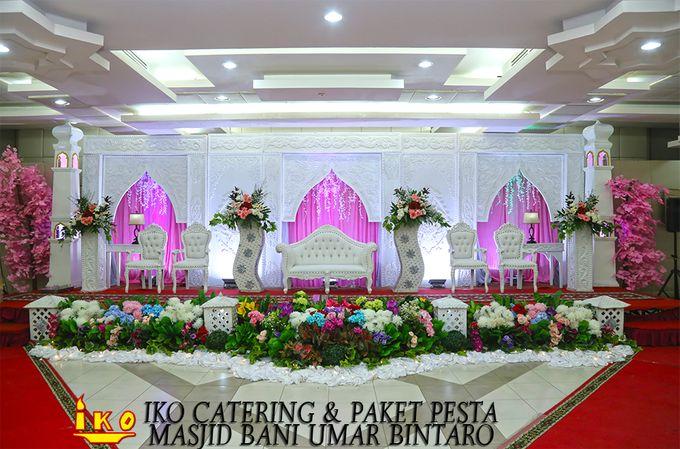 Dekorasi Pelaminan by IKO Catering Service dan Paket Pernikahan - 044