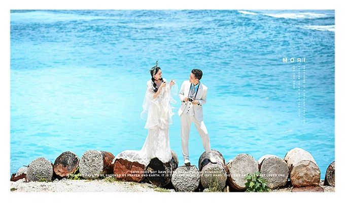 Prewedding In BALI by Double Happiness Wedding Organizer - 002
