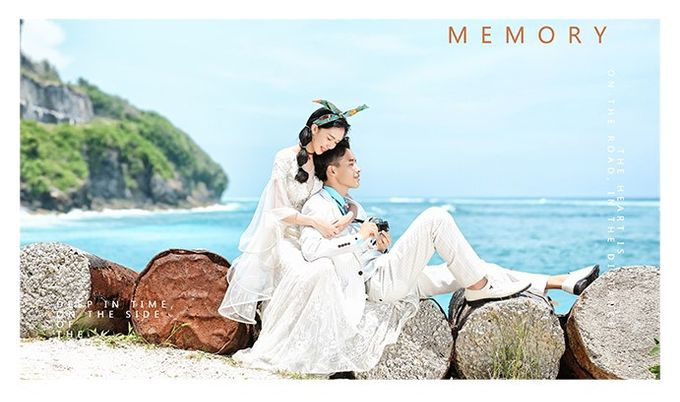 Prewedding In BALI by Double Happiness Wedding Organizer - 008