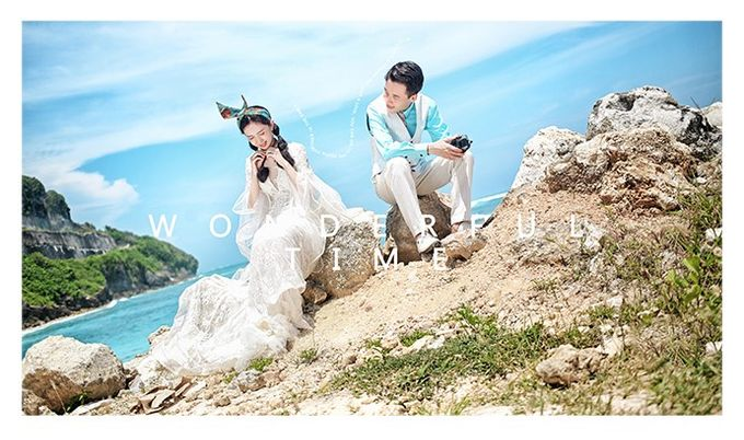 Prewedding In BALI by Double Happiness Wedding Organizer - 006