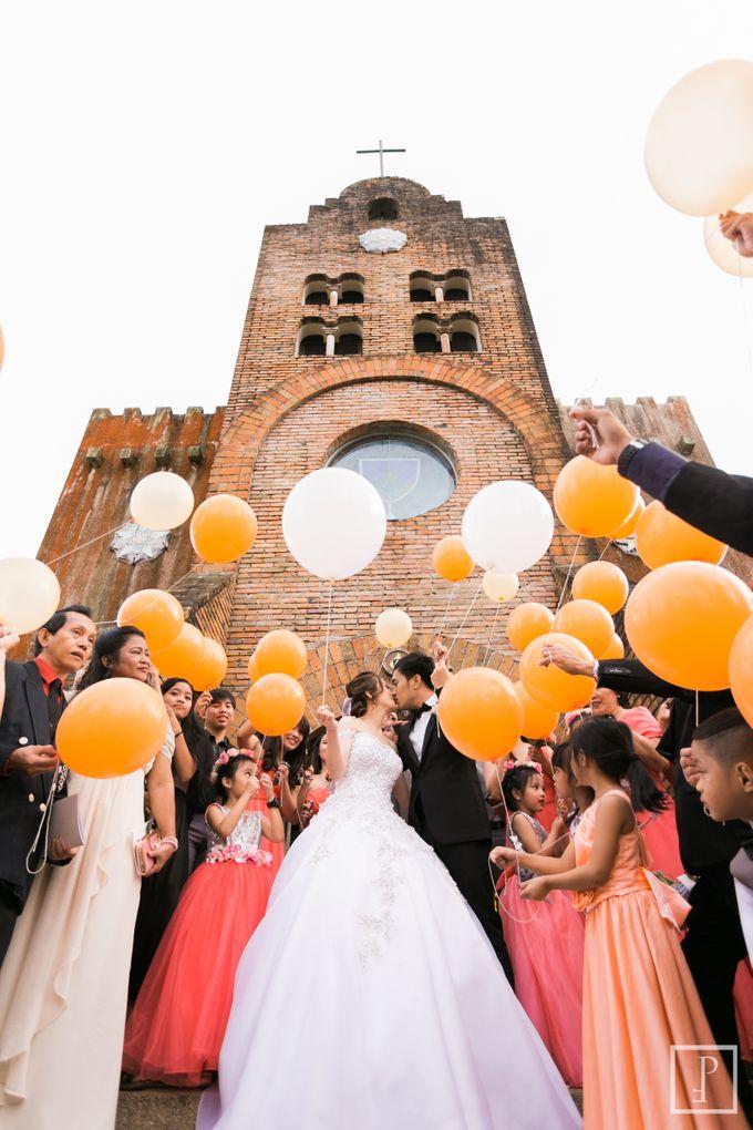 A Modern Peach Themed Tagaytay Wedding by Peach Frost Studio - 020