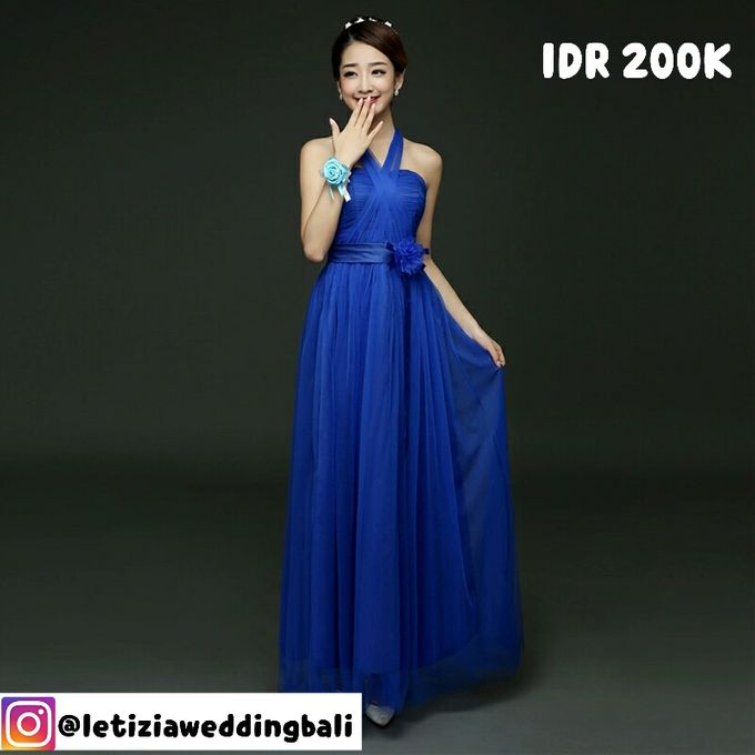 Cheapest Dress Rental In Bali 200K Only by Letizia Wedding - 002