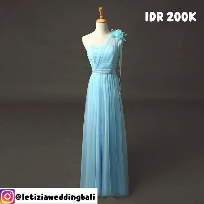 Cheapest Dress Rental In Bali 200K Only by Letizia Wedding - 001