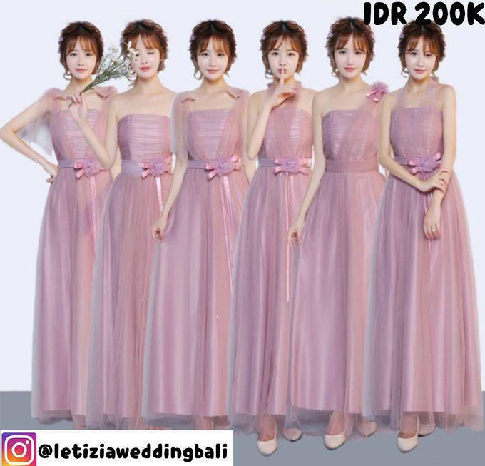 Cheapest Dress Rental In Bali 200K Only by Letizia Wedding - 004
