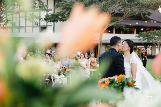 Autumn  Garden Wedding of Jiaan & Majo by Peach Frost Studio - 031