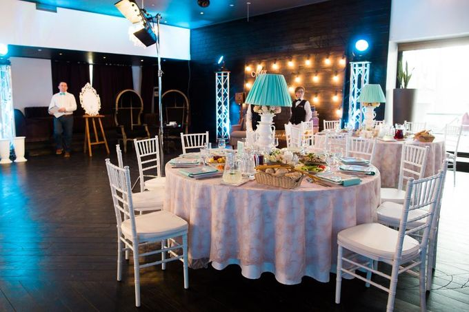 Tiffany Wedding by Caramel Events - 020