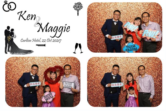Ken and Maggie by Carlton Hotel Singapore - 017
