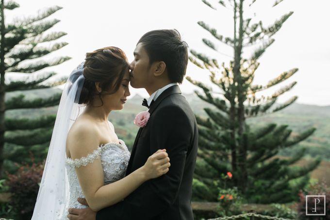 A Modern Peach Themed Tagaytay Wedding by Peach Frost Studio - 021