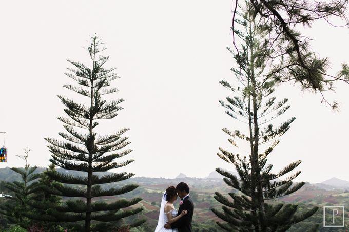 A Modern Peach Themed Tagaytay Wedding by Peach Frost Studio - 022