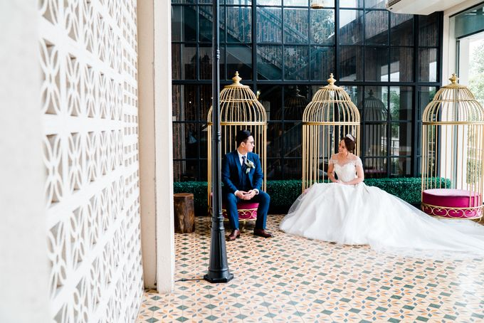 Mark & Tin A Royal Themed wedding by Peach Frost Studio - 027