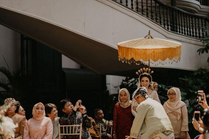 Denita & Fahmi Wedding by AKSA Creative - 017
