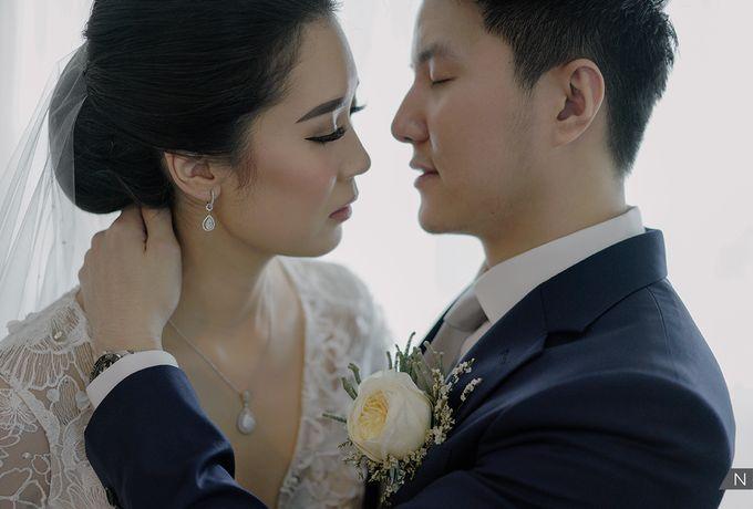 Felix & Hanna Wedding by Shangri-La Hotel - 017