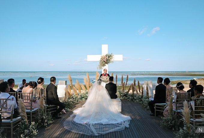 Jason & Brigitta Wedding by Majestic Events - 018