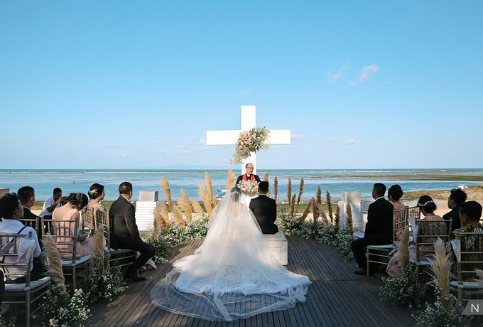 Jason & Brigitta Wedding by NOMINA PHOTOGRAPHY - 018