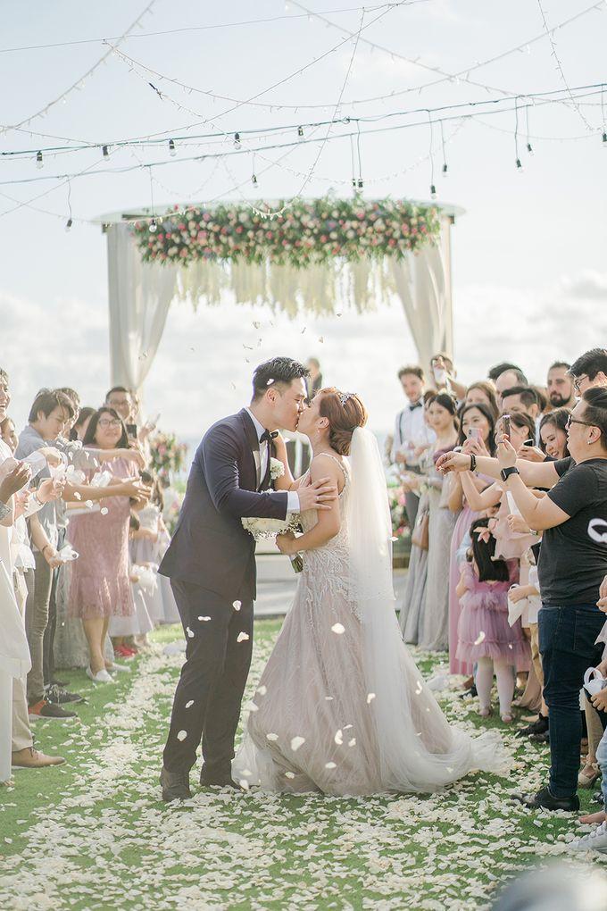 Wedding of Irfanto & Meilani by Nika di Bali - 017