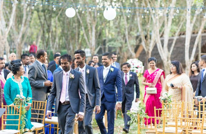 Wedding of Prabudhi & Thilina by DR Creations - 020