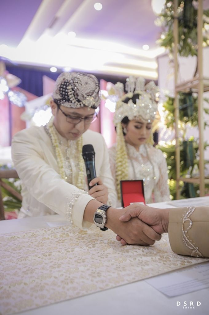 The Wedding Of Novi & Sandy by Pandjava Culinary Service - 016