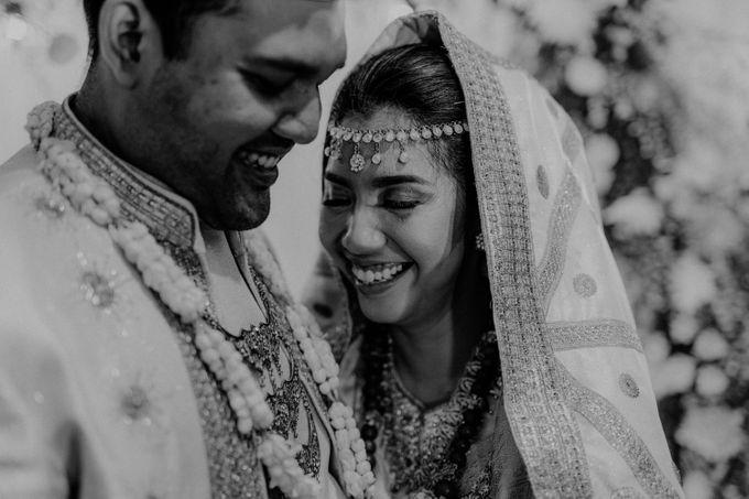 Fachrul & Dela Wedding by AKSA Creative - 017