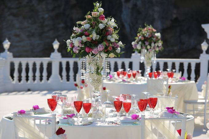 Persian wedding of Bahar & Andreas by Wedding City Antalya - 016