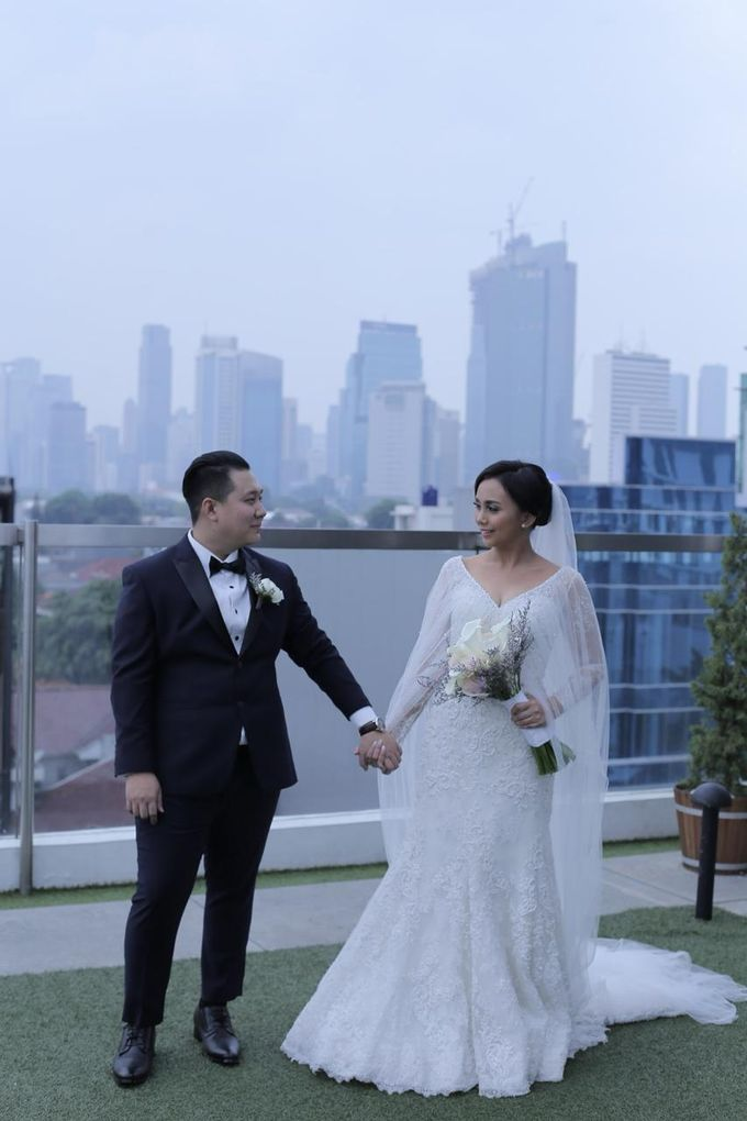 THE WEDDING OF ARIFIN & ANGEL by The Wedding Boutique - 012