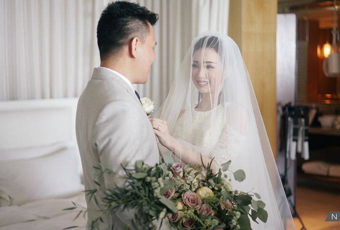 Johan & Finna Wedding by NOMINA PHOTOGRAPHY - 017