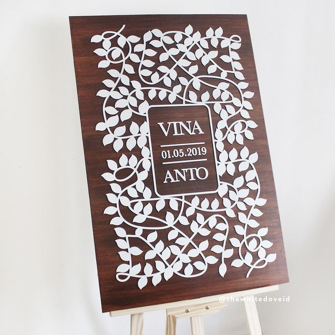Guest Book by The White Dove - 002