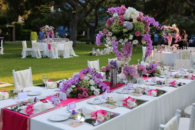 Tatyana & Vladimir Kazakh Wedding in Antalya by Wedding City Antalya - 017
