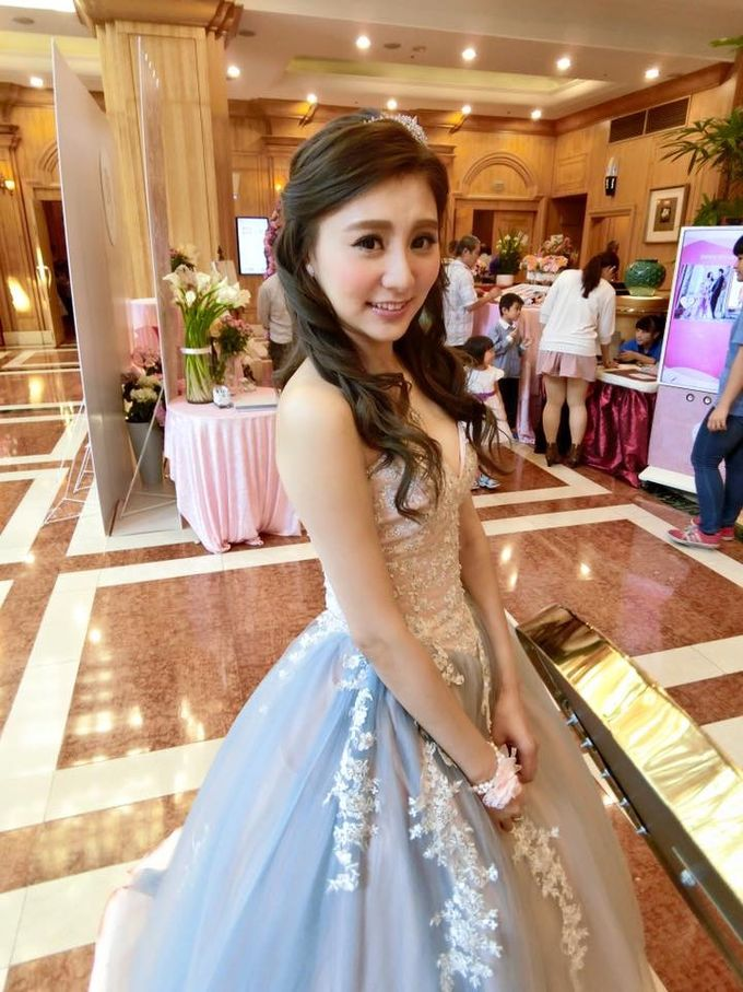 Jasin Make up And Hairdo for wedding by MEB Entertainments - 001