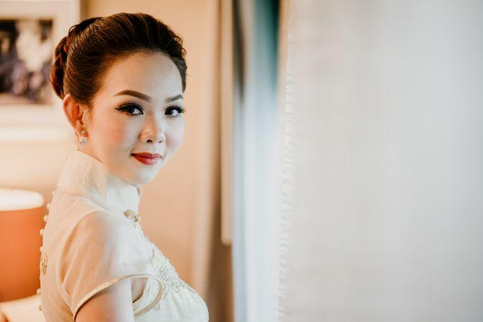 The Wedding of Leon & Audrey by Hotel Indonesia Kempinski Jakarta - 016