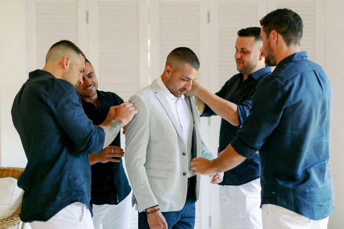Brooke & Khalid Wedding by Bali Brides Wedding Planner - 017