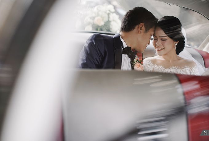 Reinaldo & Beatrice Wedding by NOMINA PHOTOGRAPHY - 017