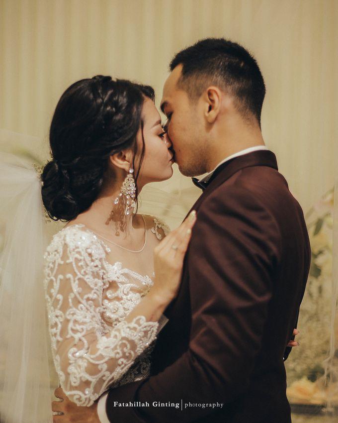 The Wedding - Ica & Toha by JW MARRIOTT HOTEL MEDAN - 007