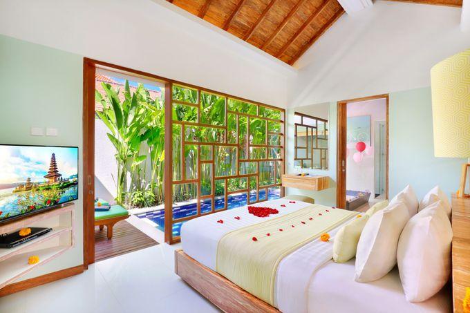 Honeymoon Package at Manca Villa Bali by Ayona Villa - 003