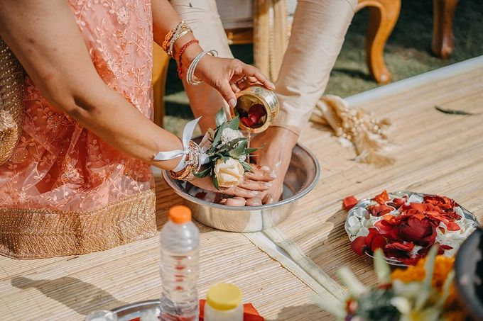 Nagisa Bali Wedding for Neel & Davina by Nagisa Bali - 017