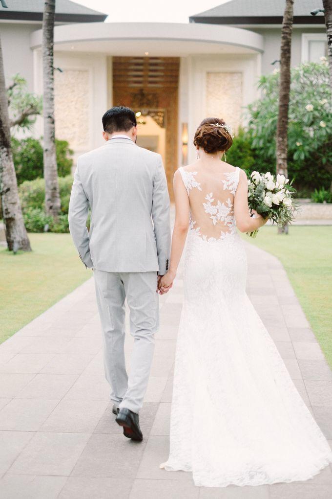 Nagisa Bali Wedding For Anh & Steven by Nagisa Bali - 013