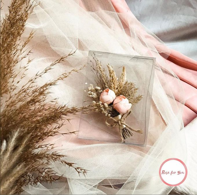 Boutonniere & Corsage by Rose For You - 017