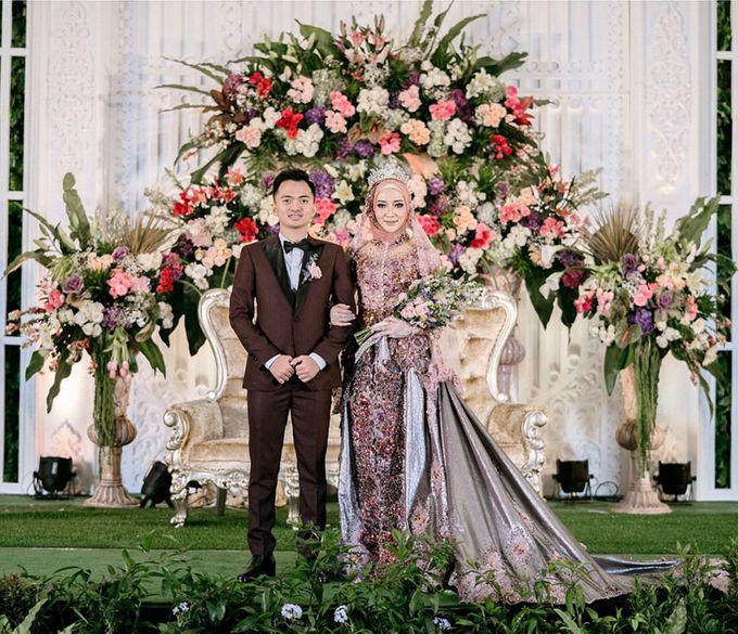 Modern tradional kebaya wedding by SLIGHTshop.com - 001