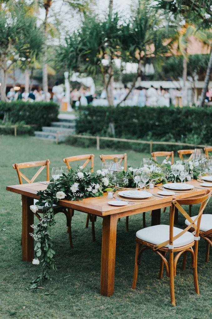 The Wedding of Shahril & Vivian by BDD Weddings Indonesia - 015