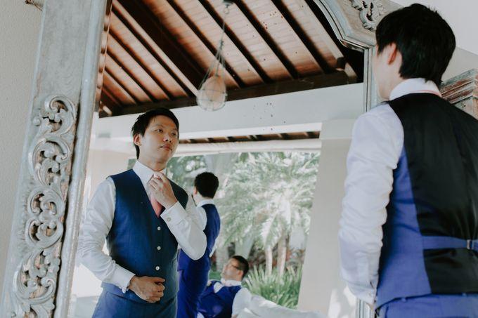 The Wedding of Ryoichi & Stephanie by BDD Weddings Indonesia - 012