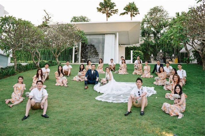 The Wedding of Donald & Larissa by Bali Event Styling - 017
