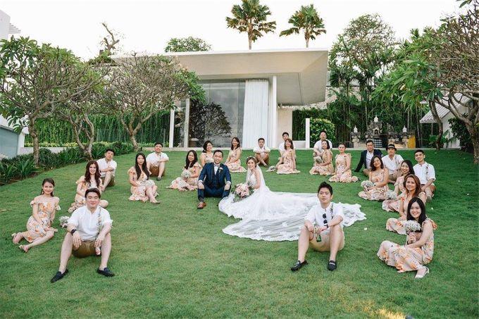 The Wedding of Donald & Larissa by BDD Weddings Indonesia - 017