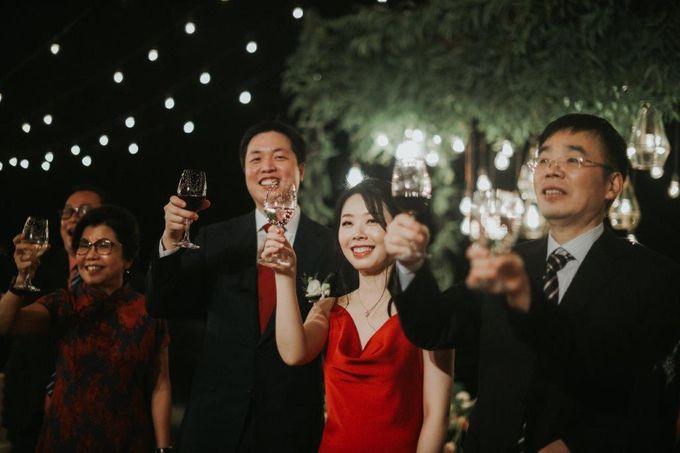 The Wedding of Benjamin & Wenjie by BDD Weddings Indonesia - 017