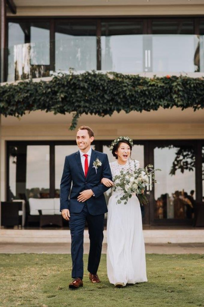 The Wedding of Christoph & Jessica by BDD Weddings Indonesia - 017