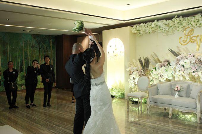 MC Wedding Intimate OnFive Grand Hyatt Jakarta - Anthony Stevven by Anthony Stevven - 013