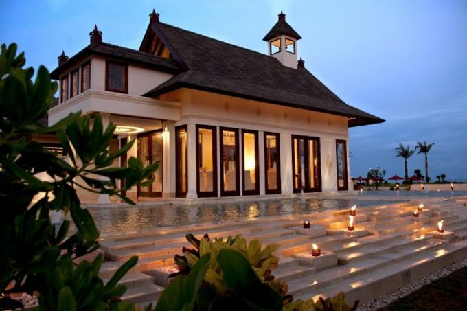 Cloud Nine Chapel by The St Regis Bali Resort - 001
