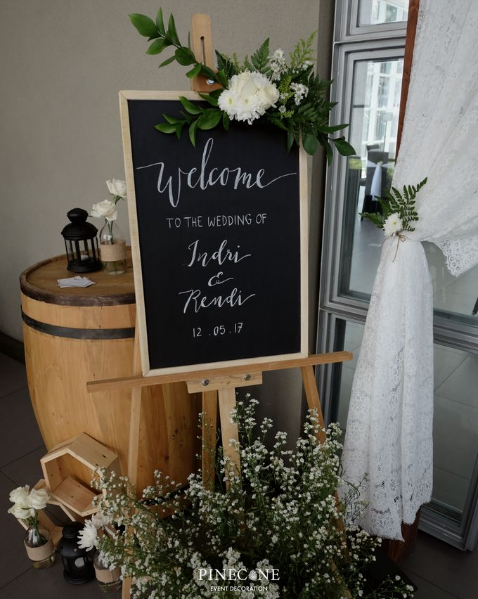 The Wedding of Indri & Rendi by Malaka Hotel Bandung - 001