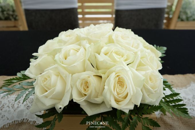 The Wedding of Indri & Rendi by Malaka Hotel Bandung - 002