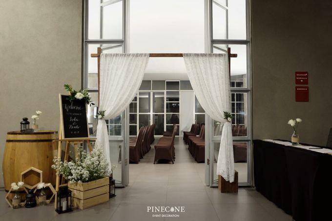 The Wedding of Indri & Rendi by Malaka Hotel Bandung - 004